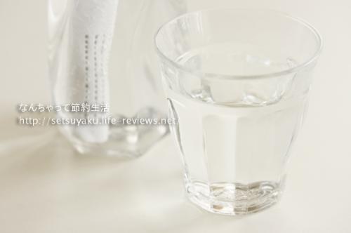 パワー水素水で生成した巣水を飲んでみました