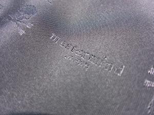 吉田カバンのZOZOCOLLE限定アイテム!mastermind JAPAN × PORTERコラボアイテム 内側ファブリックにはmastermindのロゴ入り