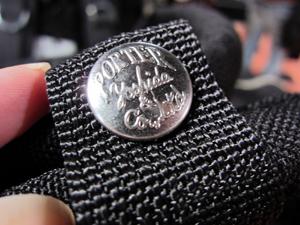 吉田カバンのZOZOCOLLE限定アイテム!mastermind JAPAN × PORTERコラボ スナップボタンにはPORTER / Yoshidaの刻印