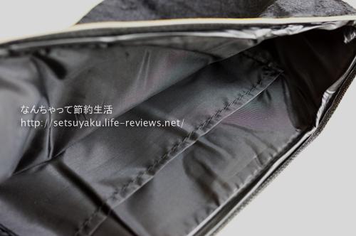 雑誌GLOW12月号付録GALLARDAGALANTEクラッチポーチの内側ポケットなど