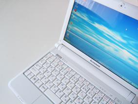 レノボIdeaPad S10-2でネットブックのある生活を体験してみる