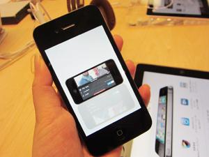 iPhone4ホワイトでスマホデビューします!
