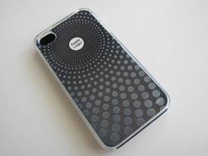 白iPhone用のケースiFrogz Soft Glossを買いました。