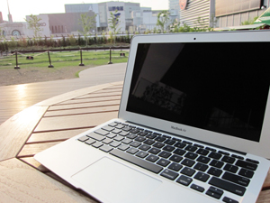 MacBook air11インチ
