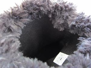 寒い冬でもクロックス! 2WAYブーツのベリエッサ バックルberryessa buckle内側素材