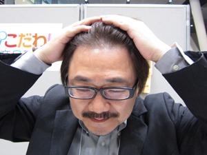こだわり商品研究所の黒シャンプー(ブラック・ナチュラル・ヘアソープ)野崎社長