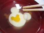 Disney New Year's dishesディズニーおせち「ミッキー&フレンズ四段重」ミッキー海老しんじょう ベルメゾンネット